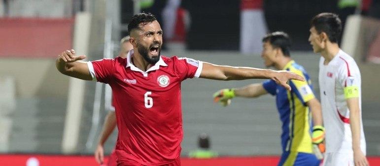 Na edição de 2000, o país sediou a competição, enquanto, no ano passado, classificou-se em primeiro do grupo na terceira fase do torneio. O principal lugar alcançado pela seleção libanesa na Copa da Ásia foi o 10º lugar, em 2000.
