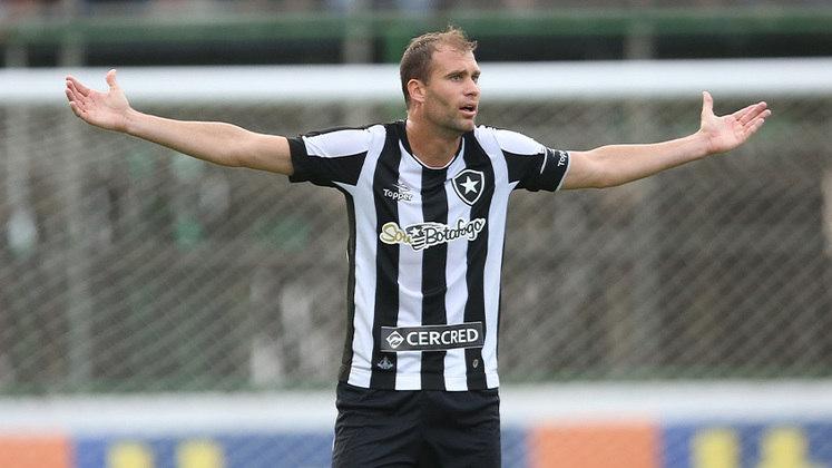 Na equipe comandada por Jair Ventura, Carli foi fundamental na campanha de recuperação do Botafogo no Brasileirão que resultou em uma vaga na Libertadores do ano seguinte,