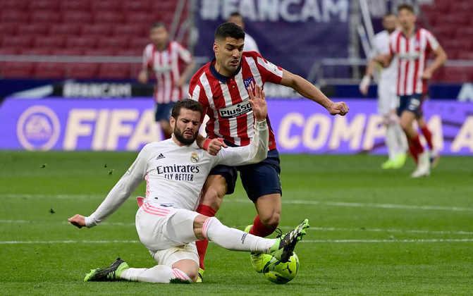 Na Espanha, o título ainda não foi definido. Rivais da capital, Atlético de Madrid e Real Madrid chegam à última rodada separados por dois pontos. O Barcelona, que até a penúltima jornada ainda sonhava com o troféu, está fora da disputa.