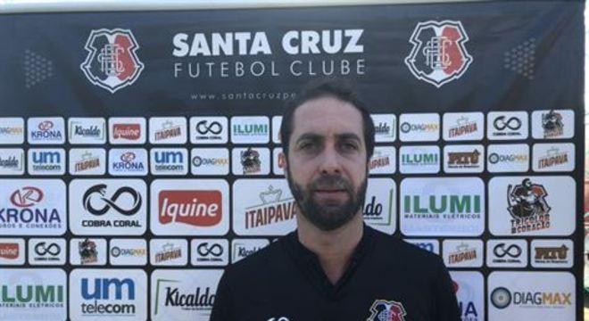 Na final da Copa Pernambuco com o time do Arruda, treinador foi informado que não terá o vínculo renovado