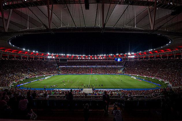 Na final da Recopa Sul-Americana entre Flamengo x Independiente de Valle-EQU, mais de 64 mil torcedores pagaram ingresso e foi estabelecido o maior público pagante do ano no Brasil. Dos dez maiores, o Fla está presente em sete jogos, seja como mandante ou visitante. Confira a lista completa na galeria a seguir: