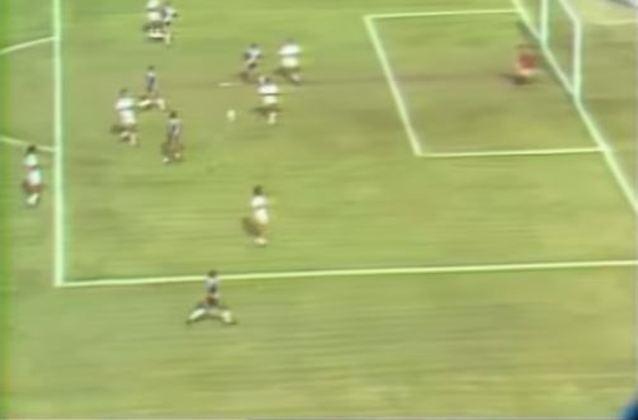 Na final, o Tricolor perdeu no Morumbi, por 1 a 0, com gol de Morato.