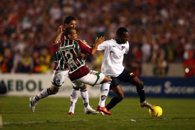Na Libertadores, o Flu foi o líder do grupo na primeira fase, eliminou Atlético Nacional (COL), São Paulo e Boca Juniors (ARG), mas acabou derrotado pela LDU, perdendo por 4 a 2 fora de casa, virando em 3 a 1 no Rio de Janeiro, mas sendo derrotado nos pênaltis.
