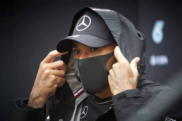 Na liderança do Mundial, Lewis Hamilton venceu o GP da Alemanha em Nürburgring, em 2011