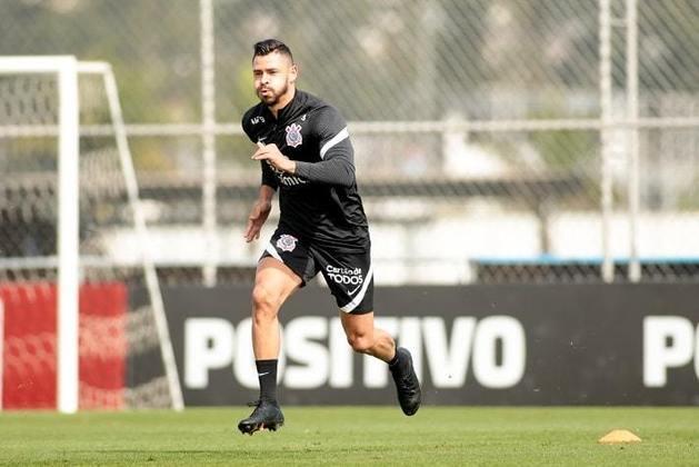 Na maioria dos treinamentos, Giuliano tem trabalhado sozinho.