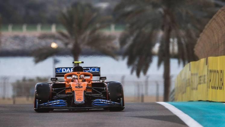 Na McLaren, Lando Norris segue para sua terceira temporada com a equipe na Fórmula 1, mas tem novo companheiro de equipe