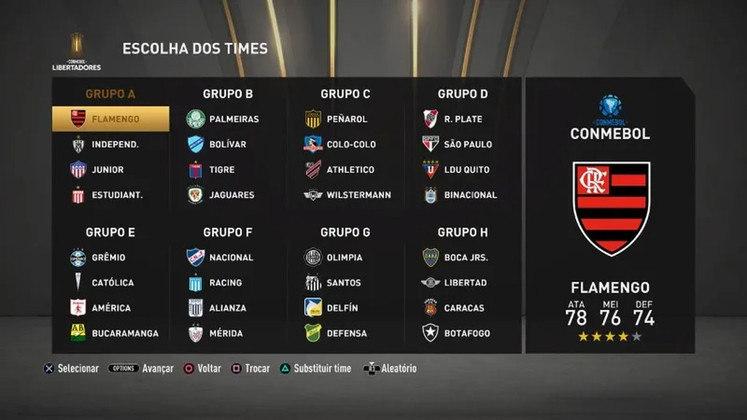Na mesma edição, o modo de jogo da Libertadores conseguiu ser alvo de mais uma polêmica. Na Liberta do FIFA 20, o Botafogo estava presente na fase de grupos, sendo que o time carioca não havia se classificado para o torneio na vida real. Enquanto isso, o Corinthians, que disputou a competição de fato, estava fora do game.