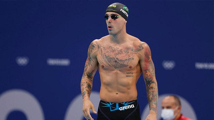 Na natação, Bruno Fratus tem chances de se juntar a Fernando Scheffer e faturar uma medalha para o Time Brasil. O nadador está na final dos 50m livres após se classificar com o terceiro melhor tempo para a decisão, que acontece às 22h30 deste sábado (31).