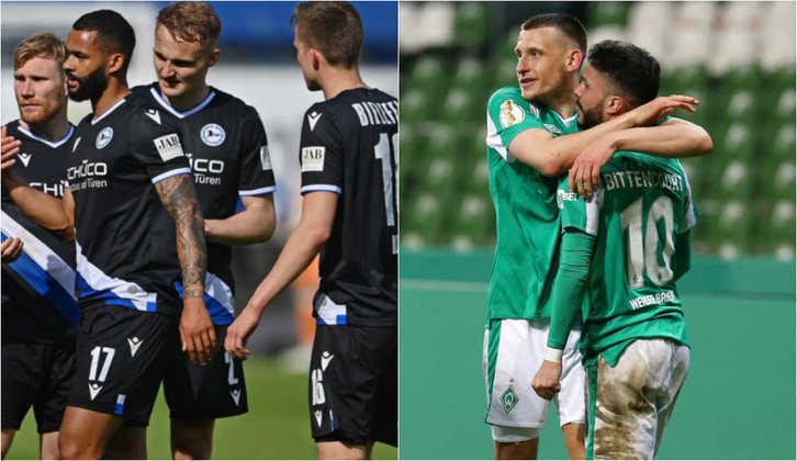 Na parte de baixo da tabela, Arminia, Werder Bremen e Colônia brigam para fugir do rebaixamento.