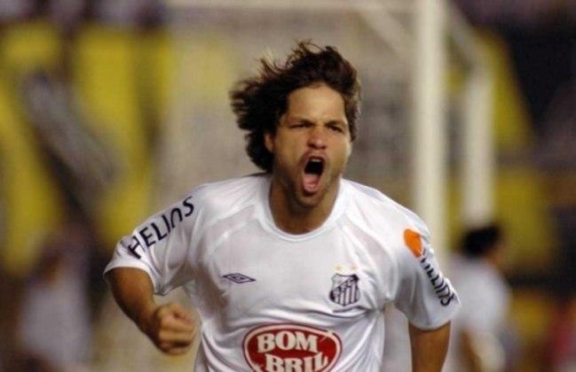 Na penúltima rodada do Brasileirão de 2004, o Vasco venceu o Athletico Paranaense e por conta disso, o Santos assumiu a ponta, sendo campeão em seguida.