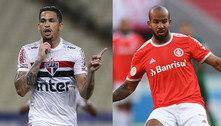 Hoje vale liderança! Relembre jogos marcantes entre São Paulo e Inter