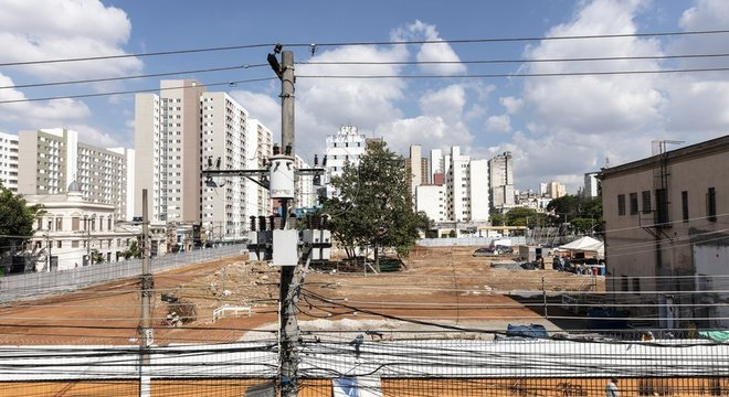 Hospital Pérola Byington será construído na área conhecida como quadra 36, no centro de São Paulo