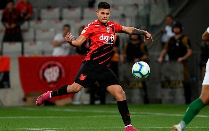 Na quarta colocação está o Athletico, que somou, com vendas de jogadores, R$ 133 milhões na temporada passada.