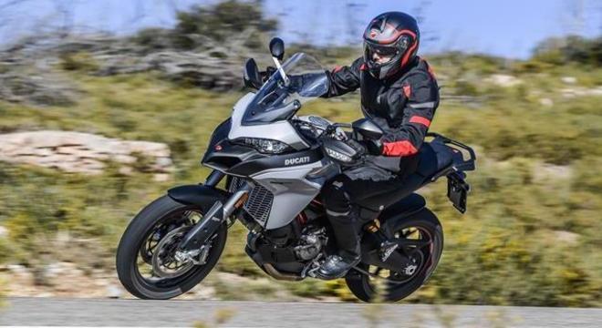 Ducati Multistrada 950 S é um dos modelos que pode ser encontrado no Red Week