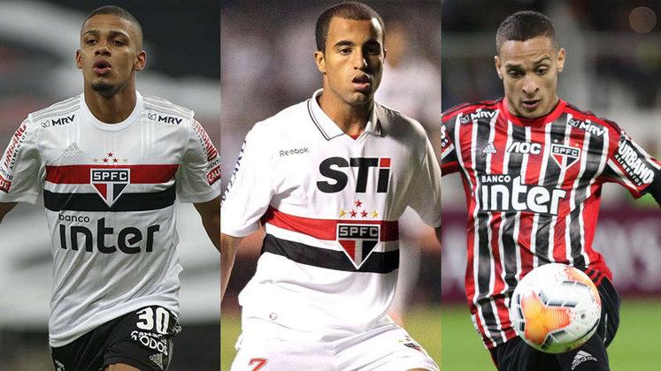 Na semana passada, o atacante Brenner foi vendido ao FC Cincinnati, dos Estados Unidos. Com isso, confira as maiores vendas da história do São Paulo, com os valores em reais convertidos nos dias de hoje. Veja a lista