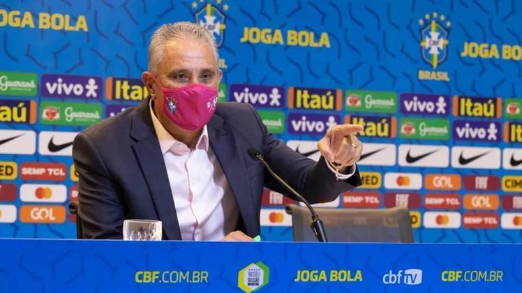 Na tarde dessa quarta-feira (9), o técnico da Seleção Brasileira, Tite, anunciou os 24 nomes escolhidos por ele para a disputa da Copa América 2021. O LANCE! traz todos os nomes da convocação do Brasil, que estreia no domingo (13), às 18h, diante da Venezuela. Confira!