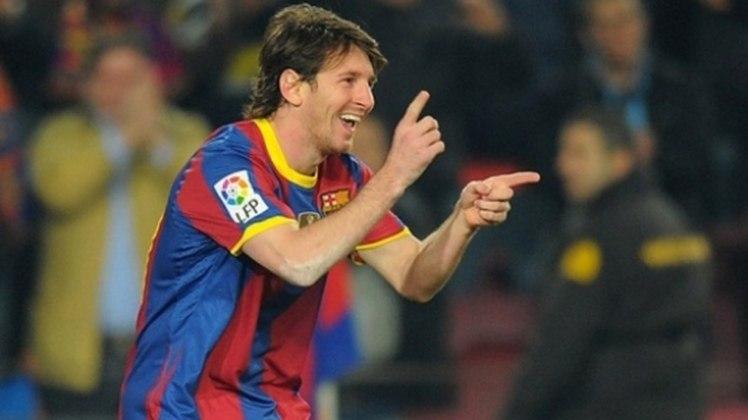 Na temporada seguinte (2009/2010), o Barcelona conquistou novamente o Campeonato Espanhol. No ano, Messi marcou 34 gols e foi o artilheiro da competição. O camisa 10 disputou 35 partidas, com 10 assistências.