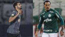 Palmeiras x Atlético-MG: Veja quem tem elenco mais valioso