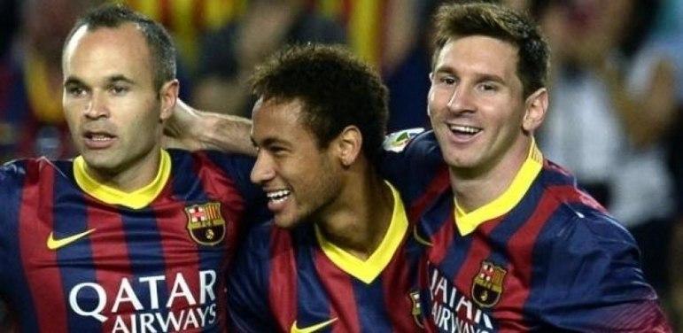No último jogo da temporada 2015/2016 do Barcelona, o time teve de encarar o Sevilla, no final da Copa do Rei. A vitória catalã demorou para acontecer, mas chegou na prorrogação, com Neymar Jr. marcando o último gol da vitória por 2 a 0