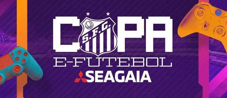 Na última quarta (8), o Santos lançou a Copa Santos Seagaia de E-Futebol, competição virtual entre torcedores alvinegros que jogam PES e Fifa 2020 dentro de uma plataforma específica, com inscrições a partir de R$ 14,95