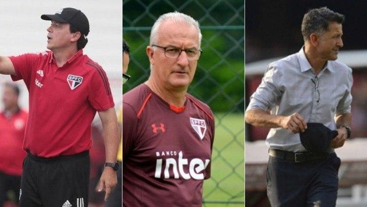 Na última segunda-feira (01), o São Paulo demitiu o técnico Fernando Diniz, que estava no cargo desde setembro de 2019. Com isso, o LANCE! mostra todos os treinadores do Tricolor neste século.