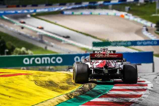 Na última semana, no GP da Áustria, Kimi Räikkönen abandonou com uma roda solta após o pit-stop
