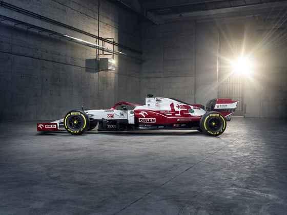 Na última temporada, a Alfa Romeo ficou com o oitavo lugar no campeonato e marcou apenas oito pontos