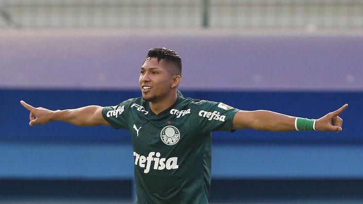 Na vitória do Palmeiras por 3 a 1 sobre o Delfín, no Equador, pela Libertadores, o atacante Rony foi o destaque. O jogador participou das principais jogadas da equipe, deu duas assistências e fez um dos gols da equipe (Por Nosso Palestra)