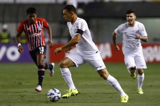 Na volta, jogando na Vila Belmiro, o Tricolor foi novamente derrotado, também por 3 a 1. Desta vez, Ricardo Oliveira, duas vezes, e Marquinhos Gabriel fizeram para o Peixe. Michel Bastos fez o gol de honra dos são-paulinos.