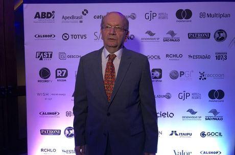 Ppresidente da Alshop (Associação Brasileira de Lojistas de Shopping), Nabil Sahyoun