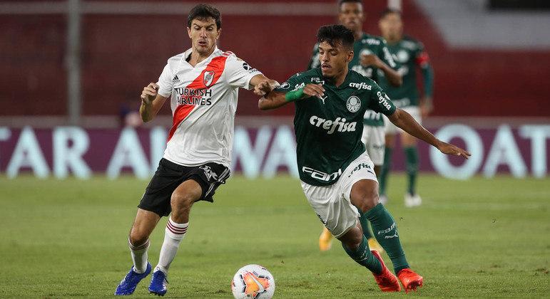 Aos 31 anos, Nacho Fernández deixa o River Plate e deve jogar no Atlético-MG