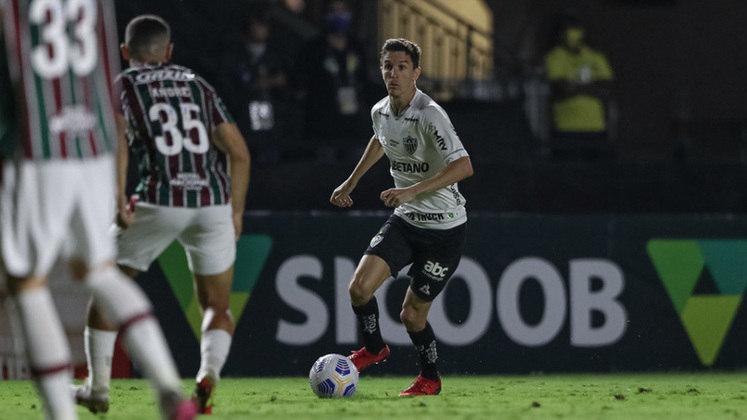 Nacho Fernández - Meia - Atlético-MG - Valor segundo o Transfermarkt: 6 milhões de euros (aproximadamente R$ 37,62 milhões)