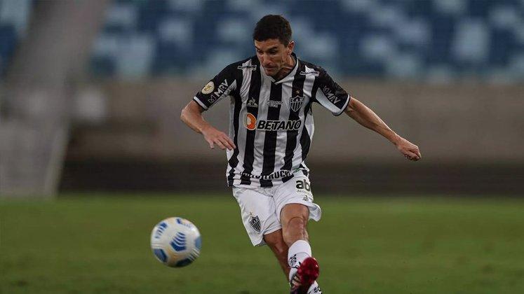 Nacho Fernández (meia) - Contrato até 31/12/2023