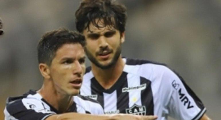 Nacho fez gol, deu assistência e ainda sofreu um pênalti, ajudando muito na vitória alvinegra