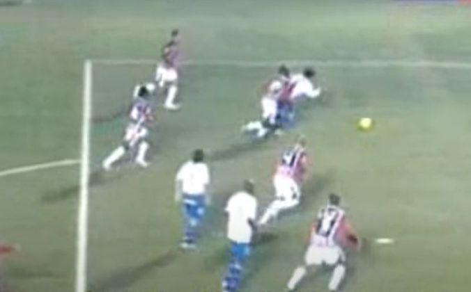 Nacional 0 x 0 São Paulo - 30/04/2008