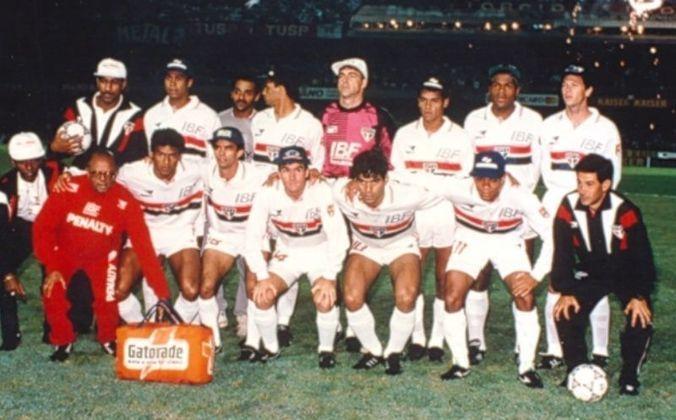 Nacional 0 x 1 São Paulo - 28/04/1992