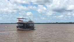 Projeto itinerante leva o filme _Nada a Perder_ para ilhas remotas do Pará ()