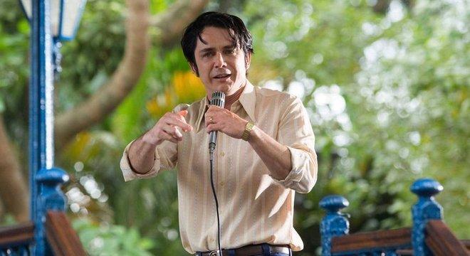 Petrônio Gontijo interpreta o bispo Edir Macedo em 'Nada a Perder'