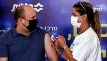 Covid-19: Israel aplicará dose de reforço para todos os vacinados