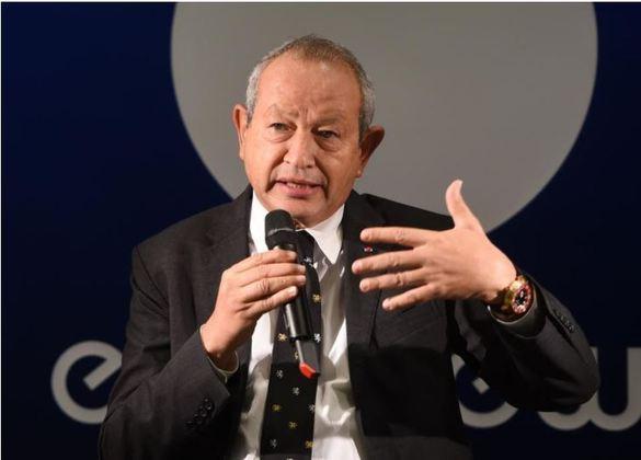 Naguib Sawiris - Aston Villa (Inglaerra)