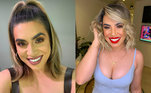 Naiara Azevedo está de visual novo. A cantora usou o Instagram, nesta sexta-feira (28), para mostrar aos internautas que a seguem na rede social o resultado das luzes que fez no cabelo