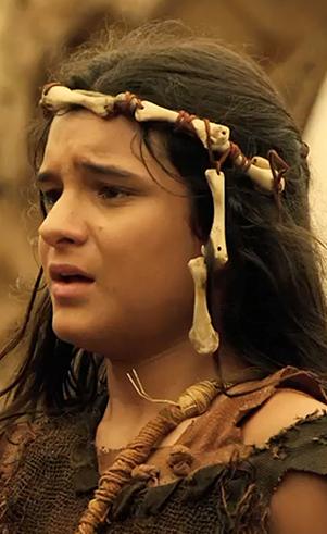 Naira (Fernanda Junqueira): Quinta filha de Adão e Eva.