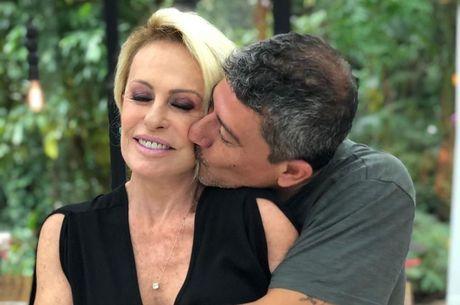 Ana Maria revelou sonho com Tom Veiga
