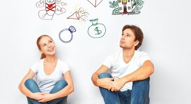 Siga as dicas para saber como realizar seus sonhos como um casal