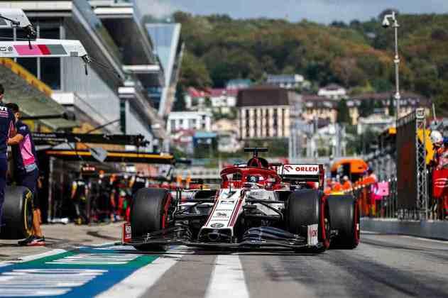 Não é a primeira vez que Räikkönen larga em último na atual temporada. Hora de parar?