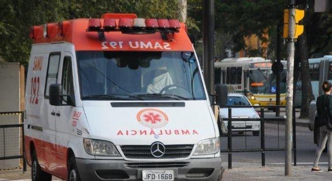 Não há previsão para retomada da licitação que contratará motoristas para ambulâncias do Samu Crédito: Vinicius Roratto / CP Memória