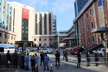Subiu para 11 número de mortos após explosão em hospital