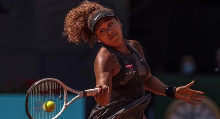Naomi chegou a ser número 1 do ranking do tênis feminino