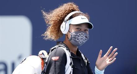 Naomi busca um esporte mais humano