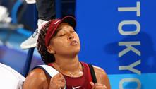Osaka lamenta derrota em casa na Olimpíada: 'Deu tudo errado'
